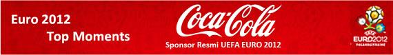 Coca-Cola Top Moments Euro 2012