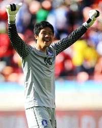 Sung-Ryong Jung, South Korea International