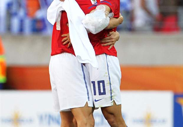 South Korea 6-0 Lebanon: Park Chu-Young celebrates Arsenal move with hat-trick