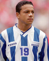 D. Turcios, Honduras International