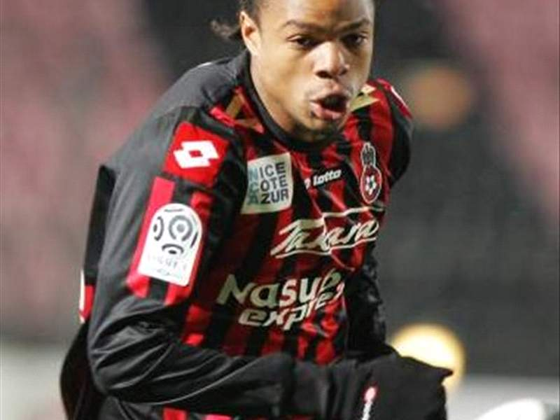 Nice striker Loic Remy set for Liverpool medical after agreeing £12.5m transfer