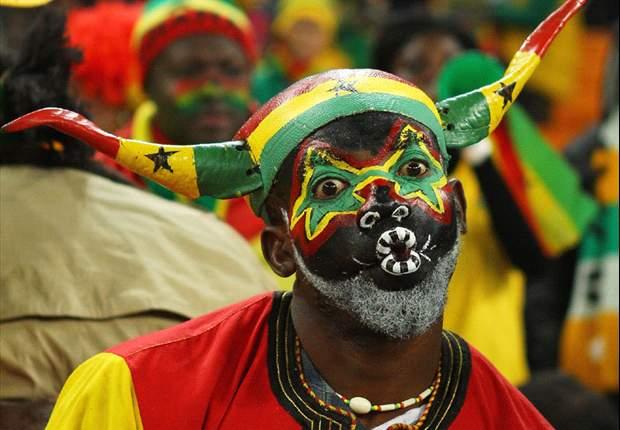 Cape Verde 0-1 Ghana: Mubarak Wakaso scores debut goal for Black Stars