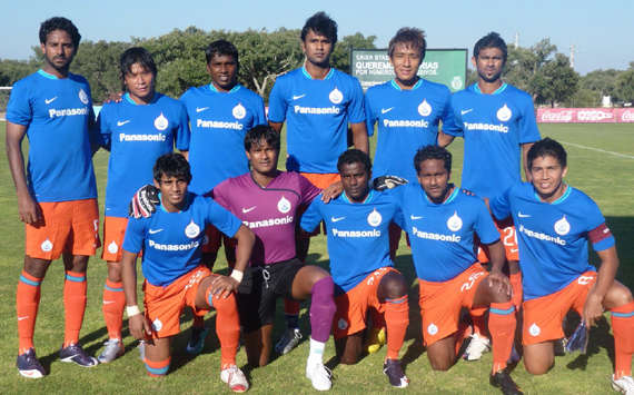 separation shoes f5f2d 16350 Indian National Team: Breach Of AFC Equipment Rule As India ...