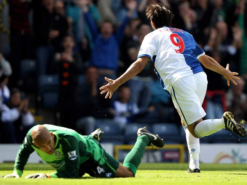Blackburn Rovers 1-0 Everton: Tim Howard fumble condemns David Moyes' side  to defeat in tight contest   Goal.com