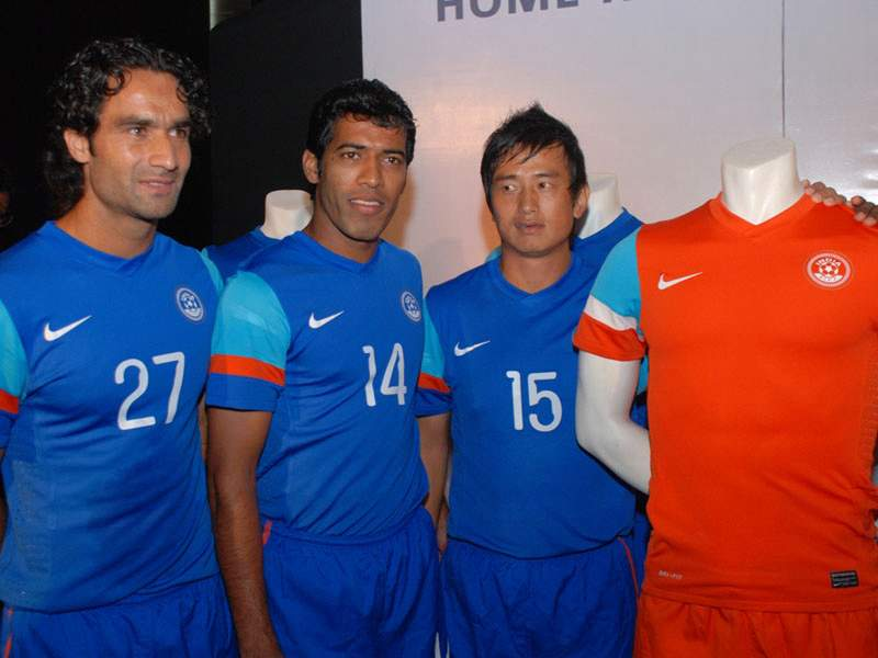 the latest 68213 d672c Indian National Team: Nike India introduces 2010 National ...