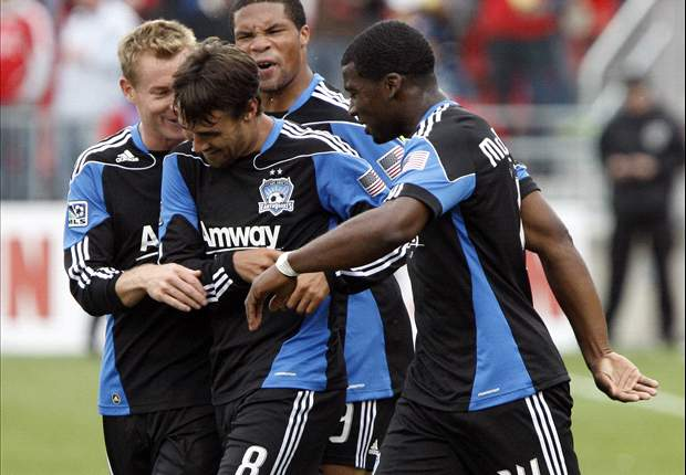 San Jose Earthquakes - Chicago Fire: Head To Head Preview