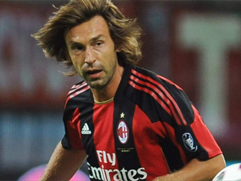Juventus sign AC Milan's Andrea Pirlo on a three-year contract - report |  Goal.com