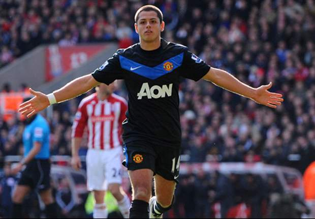 Stoke City 1- 2 Manchester United: Javier Hernandez Brace Seals Crucial Three Points Despite Tuncay Stunner