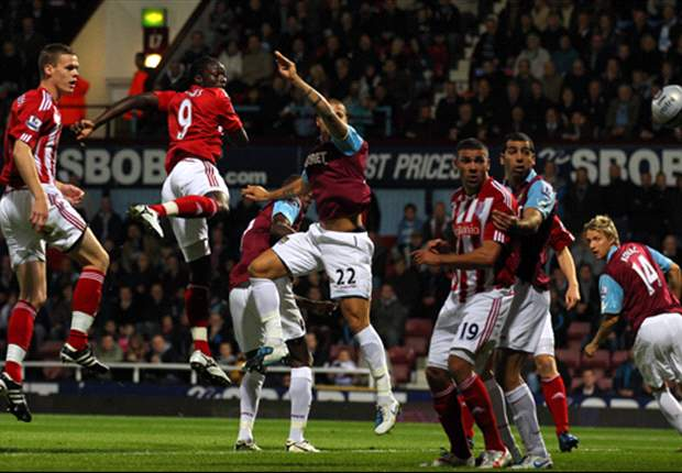 West Ham 3-1 Stoke City: Late Parker leveller & extra-time goals from Da Costa and Obinna see Hammers progress