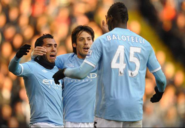 West Bromwich Albion 0-2 Manchester City: Mario Balotelli scores twice but is sent off as Blues end losing streak