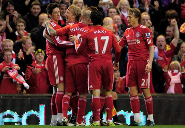 Liverpool 2-0 Chelsea: Fernando Torres finally hits form as brilliant brace stuns champions at Anfield