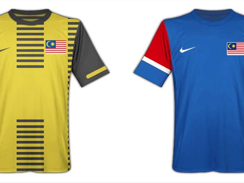 Jersey Harimau Malaya Laku Keras Goal Com