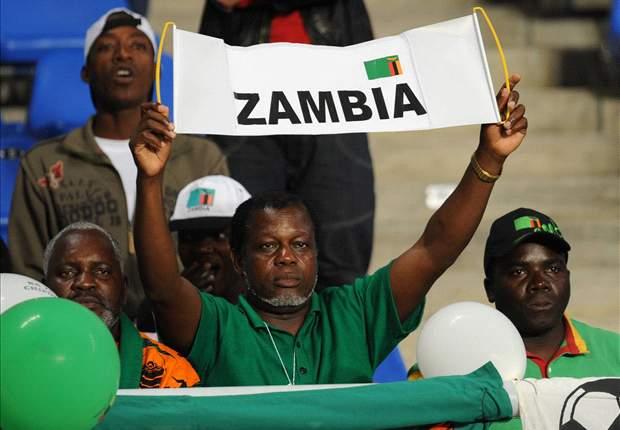 ザンビア、ホスト国下してグループ首位通過