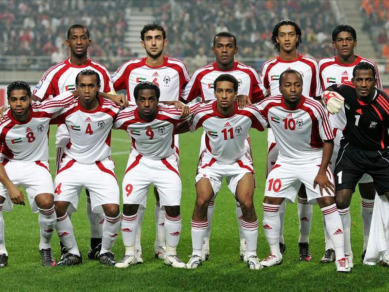 UAE Football Association president Mohammed Khalfan Al