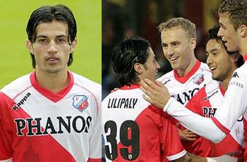 Stefano Lilipaly - Jong FC Utrecht