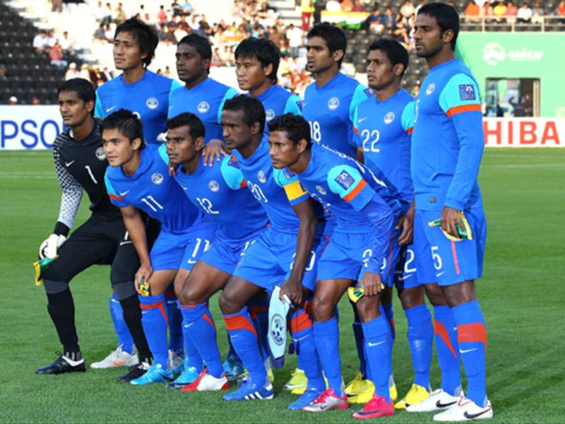 AFC Challenge Cup Qualifying Round-Up: India Beat Pakistan To All ...