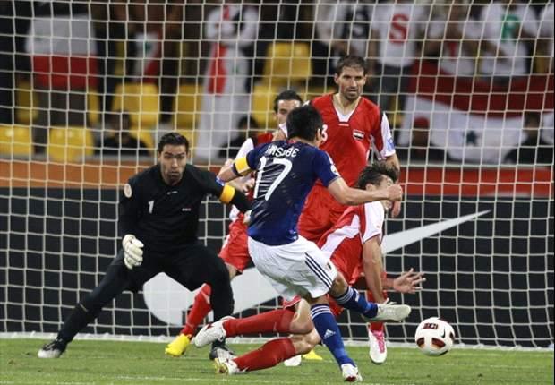 Asian Cup 2011: Syria 1-2 Japan: Late Honda Penalty Wins It For 10-Man Samurai Blue