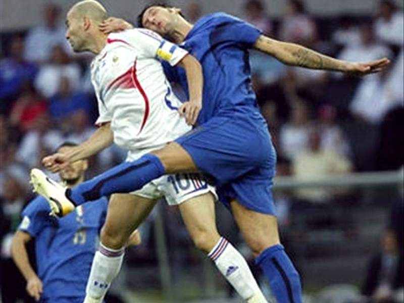 Inter Defender Marco Materazzi Has 'No Words' In Response To ...