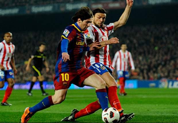 Messi Hat-Trick Lagi, Barca Perlebar Jarak