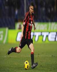 Mark van Bommel vom AC Mailand (Getty)