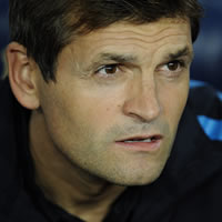 Tito Vilanova, Spain International