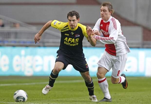 Noord-Hollandse derby makkelijke prooi voor Ajax