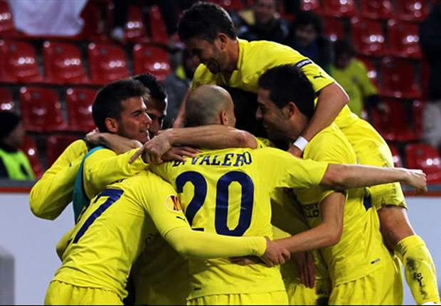 Bayer Leverkusen 2-3 Villarreal: Nilmar double snatches late first leg victory for Spaniards
