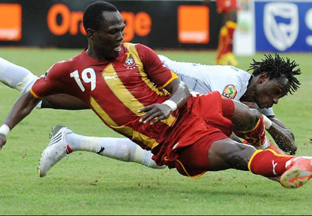 Ghana 3-0 Egypt: Black Stars checkmate mighty Pharoahs in warm-up game ahead of 2013 Afcon