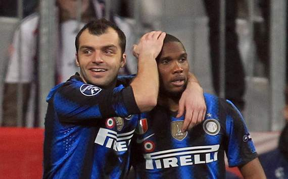 Goran Pandev e Samuel Eto'o - Inter (Getty Images)