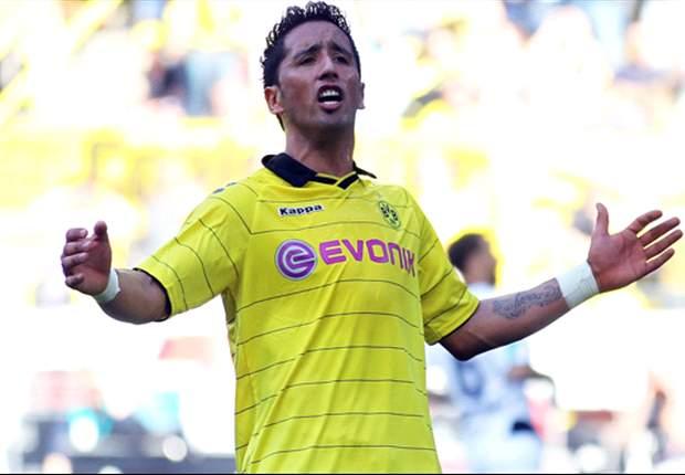 Borussia Dortmund 4-1 Hannover: Goetze and Barrios-inspired hosts snap winless streak