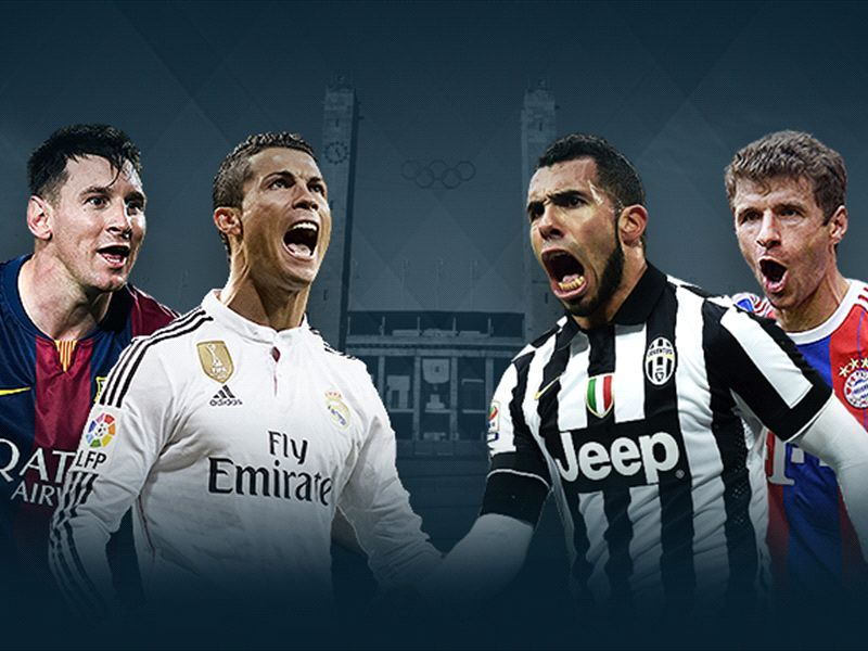 When is the Champions League semi-final draw?