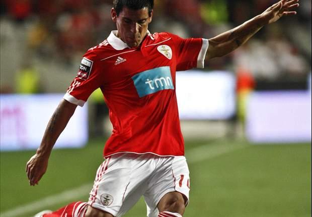 Benfica Lissabon besiegt SC Braga im portugiesischen Duell