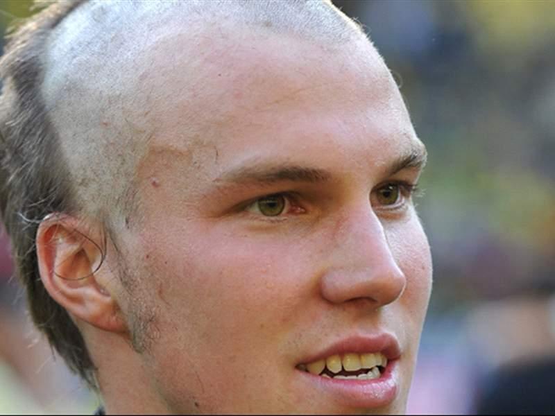 Kevin Grosskreutz Ist Borussia Dortmunds Feierbiest Goal Com