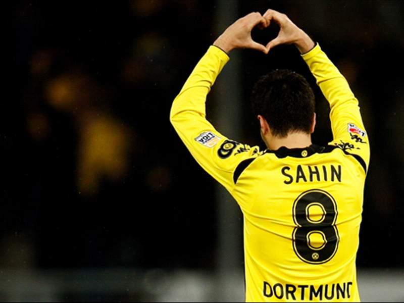 Goal.com Spieler der Saison: Nuri Sahin von Borussia Dortmund | Goal.com