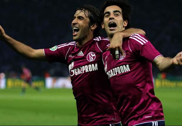 Duisburg 0-5 Schalke: Royal Blues lift German Cup