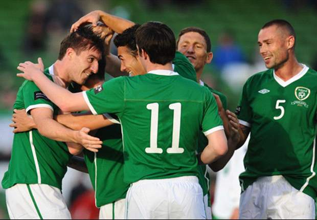 Estonia 0 - 4 Republic of Ireland Match preview - 11/11 ...