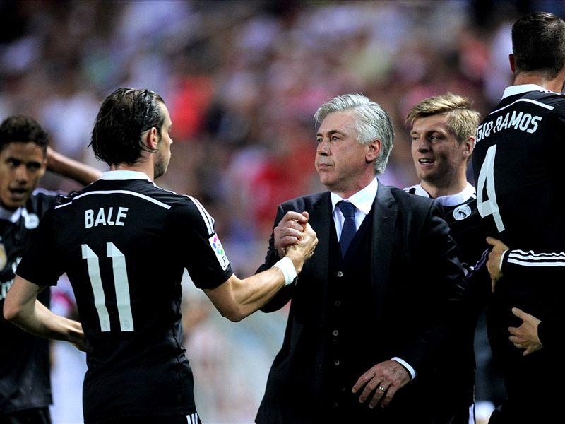 Barcelona are brilliant, admits Ancelotti