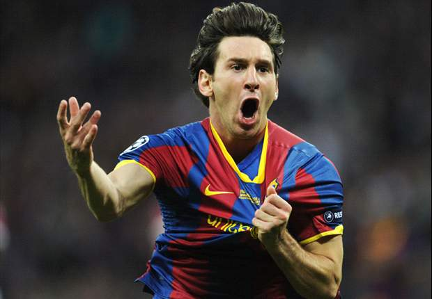 Barcelona 3-1 Manchester United: Messi & David Villa secure Champions League triumph on magical night at Wembley