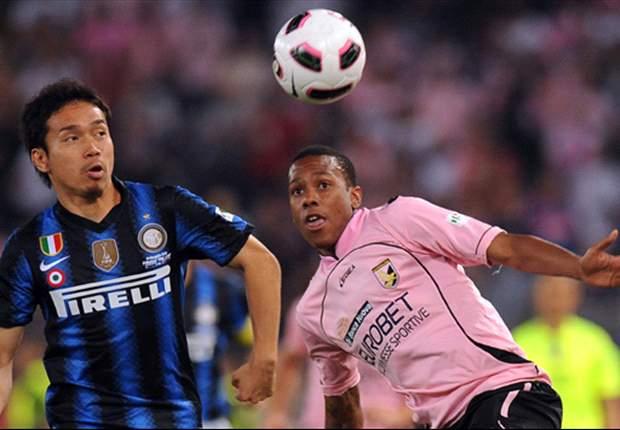 Inter 3-1 Palermo: Leonardo's side defend Coppa Italia thanks to Samuel Eto'o brace