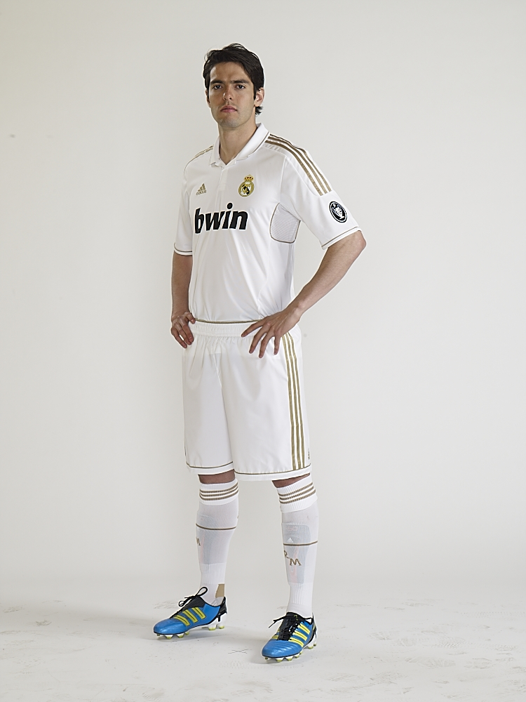 online store eaf2b 3ee79 In pictures: A look at the new Real Madrid kit for the 2011 ...
