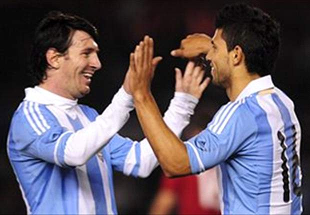 Switzerland 1-3 Argentina: Marvellous Messi nets hat-trick to guide Albiceleste to friendly victory