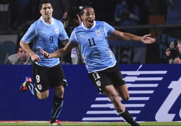 Uruguay 1-0 Mexico: Three and out for El Tri