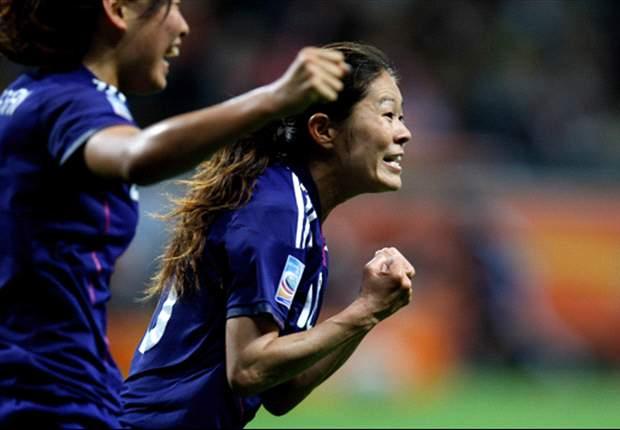 日本女子、ワールドカップ制覇!