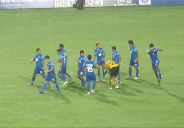 India 2-2 (2-5 aggregate) UAE: A Two Goal Fight Back Not Enough For Armando Colaco's Boys To Keep The 2014 World Cup Dream Alive