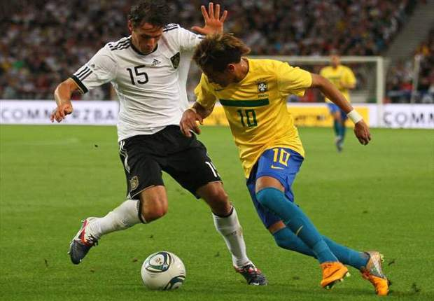 Germany 3-2 Brazil: Mario Gotze shines as hosts take the spoils