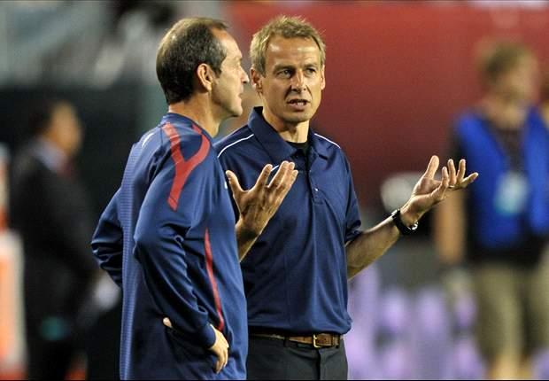 USA 1-1 Mexico: Second-half subs lift the U.S. in Jurgen Klinsmann's debut