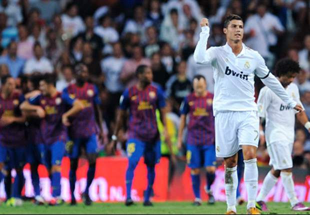 Real Madrid 2-2 Barcelona: Hosts dominate in Supercopa stalemate