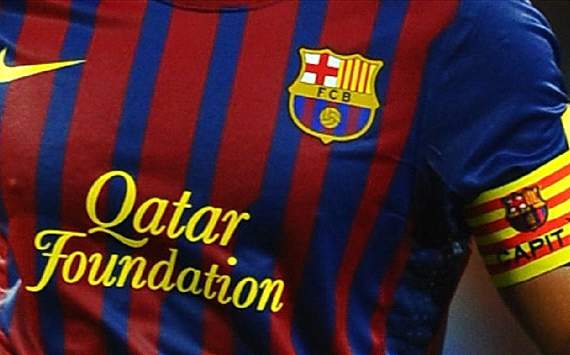 More Than Just A Logo Barcelona Fans Need To Back Qatar Foundation In Order To Stay Ahead Of Real Madrid Goal Com