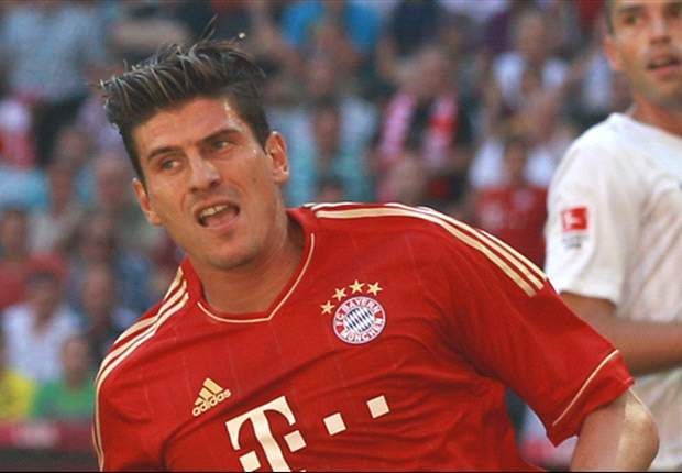 Bayern Munich 7-0 Freiburg: Mario Gomez bags four and Frank Ribery nets a brace in thumping win