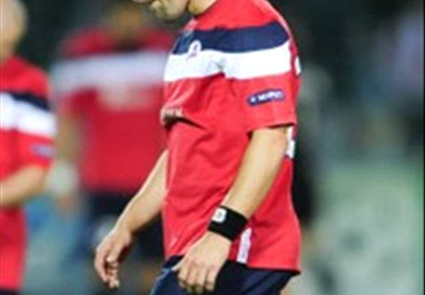 Bordeaux 1-1 Lille: Joe Cole grabs another assist as champions earn point